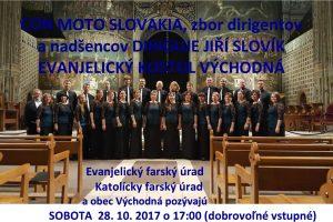 Koncert Con moto Slovakia
