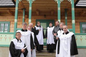 Zborový dom Karmel v Istebnom