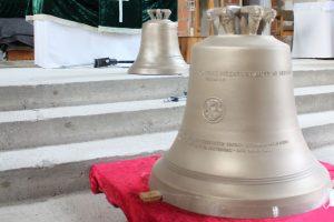 Pozvánka na posviacku zvonov do Iloku